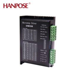 Controlador de motor paso a paso de Microstep DM556 para el motor de la serie 57 86