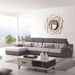По оптовой8102 дешевые ткани простых в форме буквы L Угловой диван конструкции в разрезе,