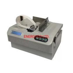Selagem a quente 20mm bandagem de moeda da máquina de encadernação de fita da Máquina para notas de pacotes de serviços