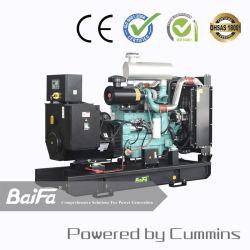 مجموعة مولدات محرك الديزل Cummins ذات النوع المفتوح بقدرة 180 كيلوفولت أمبير/200 كيلوفولت أمبير/6 كيلوفولت أمبير 6CTA8.3-G2 سعر جيد