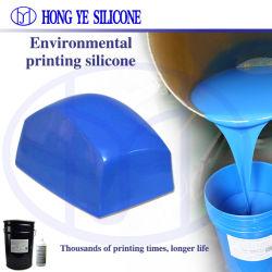 RTV2 силиконового каучука для печати блока передачи блока силиконовой жидкости