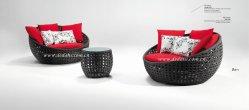 Berri Outdoor PE l'Osier Chaise de Salon & Côté Collection de table