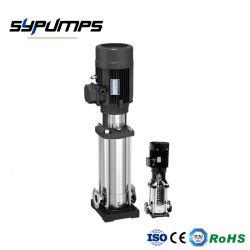 نظام معالجة المياه من الفولاذ المقاوم للصدأ الرأسي متعدد المراحل ضغط مرتفع مضخة رفع رفع الرفع