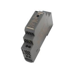 단 하나 산출 세륨과 Rosh를 가진 산업 DIN 가로장 15W 15V DC 엇바꾸기 전력 공급