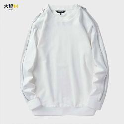 Empalme de correas cerrable Dakun marca Logotipo de la letra de la moda de los hombres Fleece