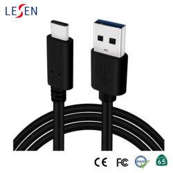 USB 2.0 3.0 3.1 A Male Type C naar Fast USB-kabel voor het opladen van gegevens