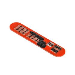 PCM rouge/BMS 5s 7A/Li-ion rechargeable au lithium LiFePO4 pour les Packs de batteries