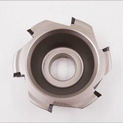 Km12 -100 ركن الطحن النهائي تقريبا قطع المطاحن بالنسبة إلى أدوات ماكينة CNC