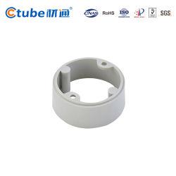 El tubo de cableado eléctrico del racor de anillo de extensión