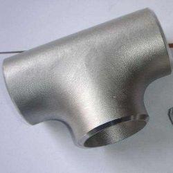يتم لحام مؤخرتك من الفولاذ المقاوم للصدأ الذي يقلل التركيبة على شكل حرف T لإمداد المياه