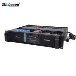 amplificador de potencia de 2 canales profesionales de FP14000 Música Estéreo amplificador de sonido