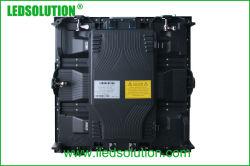 Ledsolution P6 verdünnen u. beleuchten Innenim freienstadium Miet-LED-Bildschirmanzeige