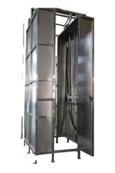 La conception de 380V 500tête/Maj de bovins de galvanisation de sortie de l'abattage de la machine de nettoyage automatique