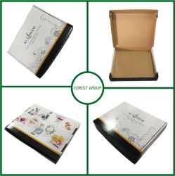 Casamento de impressão completa durável pano de vestir caixa de embalagem