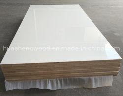 食器棚のドアのための光沢のある薄板にされたアクリルの合板のパネル