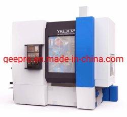 L'engrenage à vis sans fin verticale CNC le forçage de la machine pour les dents de décisions 4-12module