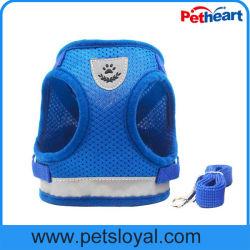 Cablaggio respirabile standard del gatto del guinzaglio del cane del rifornimento di prodotto dell'animale domestico del Amazon