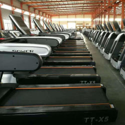 Novo Design de fitness ao ar livre em esteira comercial eléctrico