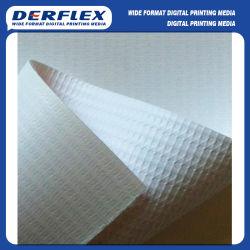 Material en rollos PVC Frontlit Flex Banner para la impresión de látex