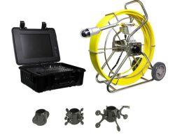 Industrielle videorohr-Inspektion-Kamera, 120m wasserdichter Abfluss/Abwasserkanal-Inspektion-Kamera-System