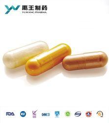 Brc Soem verringern Blut-Lipid-Ältest-Gesundheits-roter Hefe-Reis-harte Kapsel