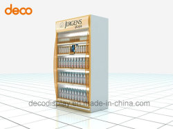 Karton Papier Aan De Muur Gemonteerde Vloerdisplay Plank