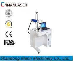 De nieuwe Kleur die van de Laser van de Vezel van Mopa van het Ontwerp 30W de Diepe Gravure van de Machine voor Metaal merken