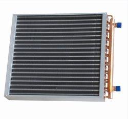 Acqua del tubo di rame per ventilare tipo scambiatore di calore per Furnance di legno