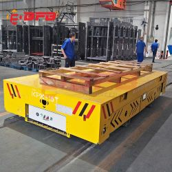 Flat Rail motorisé Trolley Tranporter exploité par la batterie (KPX-5-300T)