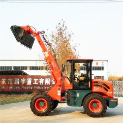 Le bâtiment de l'équipement de levage TL1500 Machine chargeuse à roues