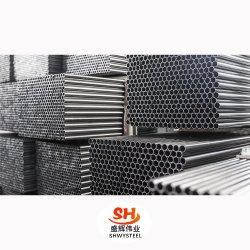 Ss quadrato inossidabile senza giunte/saldato di AISI di ERW dell'acciaio legato/tubo/tubo rotondi (201 202 301 304 340 316L 321L 409 904L)