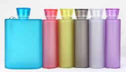 De façon personnalisée Sport Flagon bouteille d'eau en plastique avec de la corde