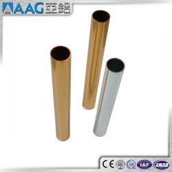 Stile Più Recente Con Tutti I Tipi Di Tubi/Tubi Rotondi In Alluminio Estruso