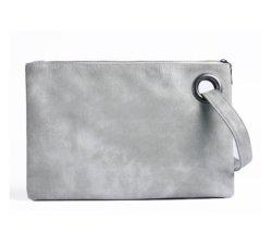 Горячая продажа поощрения моды модных женщин кожаная сумка леди сумки муфты