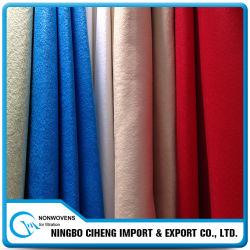 Tissu non-tissé de décoration de polyester de perforateur interne de pointeau pour des automobiles