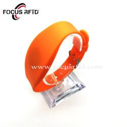 NXP réinscriptible S50 1K NFC Bracelets bracelet RFID Smart avec les données d'Encoder
