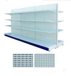 Supermarkt-schweres Speicher Tego Metallgondel-Bildschirmanzeige-Regal