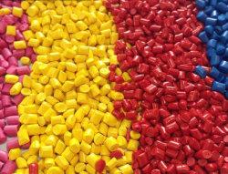 White Masterbatch PP, PE Plastique polypropylène Masterbatch de matières premières pour le shopping bags / les bouteilles en plastique