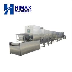 Tunnel de l'industrie des fruits de micro-ondes Water-Cooling sécheur d'équipement