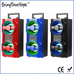 Bluetooth (XH-PS-932)를 가진 휴대용 나무로 되는 사운드 박스