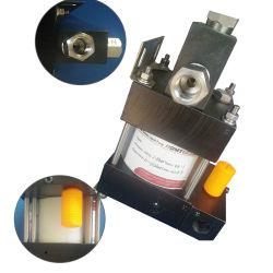 Pompe de gavage gaz-liquide pneumatique pour l'étalonnage du manomètre de pression