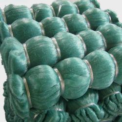 Solo monofilamento de nylon trenzado/Mono Gill combatir la pesca de peces/Net (FSTMO1-13)