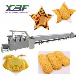 Linea di trasformazione dei biscotti di piccola capacità automatici