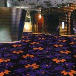 6 étoiles de luxe Hotel Salle de banquet Axminster Tapis pour utilisation commerciale