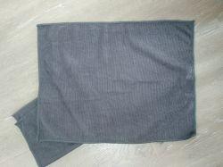 Haut de la qualité du matériel de nettoyage en microfibre Serviette Serviette en tissu armure Pearl