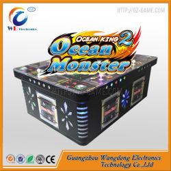 Arcade 8 jeu de tir de la station de poisson pour la vente
