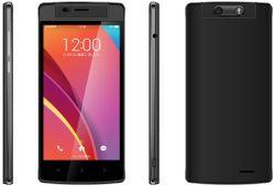 Duplo SIM Smartphone Android 4G 5,0 polegadas tela IPS