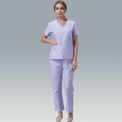 I vestiti medici di vendita calda dottore Nurse Coat Hospital Uniforms