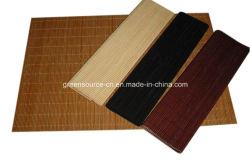 Бамбук схема / Таблица коврик/ ужин коврик/обеденный схема