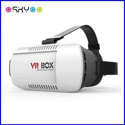2.0 Version Vr Box Virtual Reality Visières 3D pour téléphone intelligent